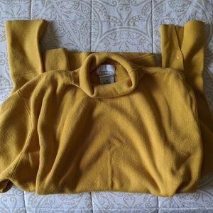 Jessica London Studio | Mustard Yellow Turtleneck